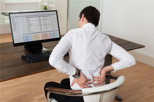 How Sitting All Day Can Hurt Your Back