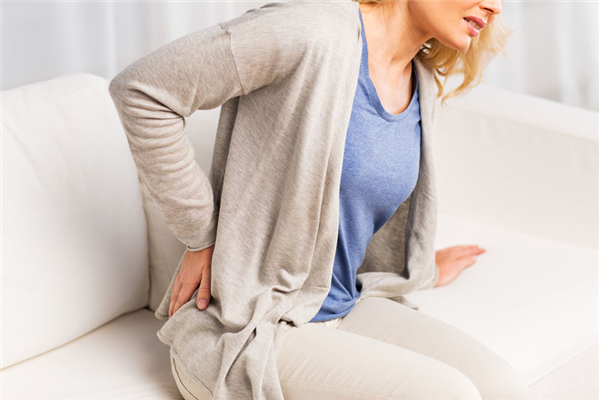 Living Life to the Fullest: Ease the Back Pain