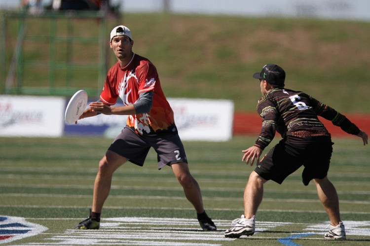 Ultimate Frisbee | Bomberg Chiropractic - New Hope, Mn